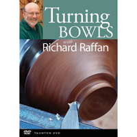 DVD – Turning Bowls with Richard Raffan
