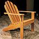 Adirondack Chair Plan & VHS Video