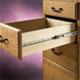 TopSlide® Series 3612 Low Profile <br>Full-Extension Drawer Slide