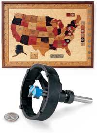 U.S. Quarter Collection Board