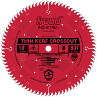 Freud 80 tooth cross cut blade