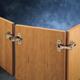 Salice Frameless Pie-Corner Cabinet Hinge Kit