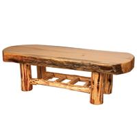 Log Coffee Table Lumber Kit at Rockler.com