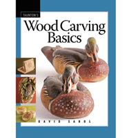 Taunton's Wood Carving Basics Book, 9781561588886