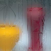 Buy Botanical Styles Textured Glass