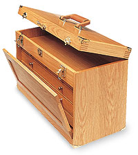 Tool Box Plan