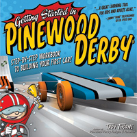 Buy Getting Started in Pinewood Derby: Step-By-Step Workbook