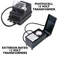 Deck Lighting 12 Volt Transformers & Wire