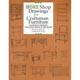 More Shop Drawings for Craftsman Furniture Book