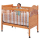 Crib Plan and Corner Posts